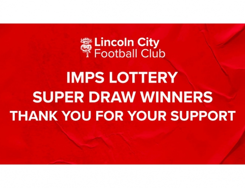 Imps Lottery Superdraw Winners October 2020
