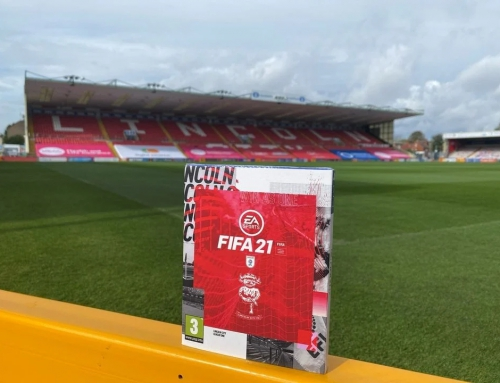 Win a signed FIFA 21 with the Imps Lottery
